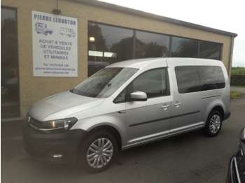 Automobil Volkswagen Caddy 2.0 TDi euro6 dble cab airco cruise 11550+tva/btw