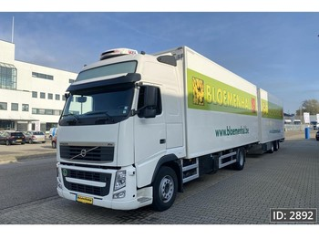 Volvo FH13 460 Globetrotter XL, Euro 5, TRS cooling // Standclima // Belgium truck // Full service history - camion frigider