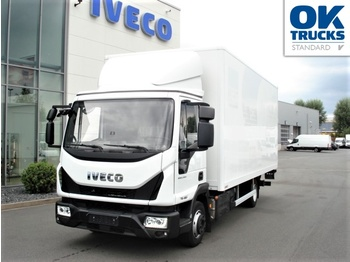 IVECO Eurocargo 75E19P, AT-Motor, Koffer H 2,46m - camion furgon