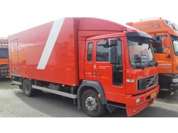 Camion furgon Volvo FL6 220 Closed box Full steel