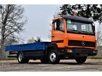MERCEDES-BENZ 817 1993 open box - camion platformă