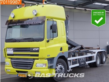 Camion transport containere/ swap body DAF CF85.430 6X2 NL-Truck SC Liftachse Euro 3