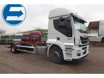Iveco - 190S36 STRALIS EURO 6 - camion transport containere/ swap body