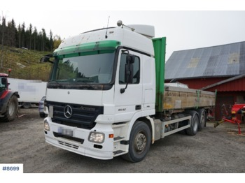Mercedes Actros - camion transport containere/ swap body