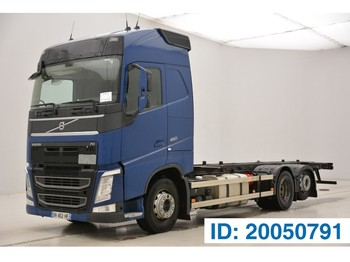 Camion transport containere/ swap body Volvo FH13.460 Globetrotter - 6x2