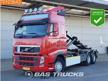 Camion transport containere/ swap body Volvo FH 500 6X2 LZV NL-Truck VEB+ Liftachse EEV
