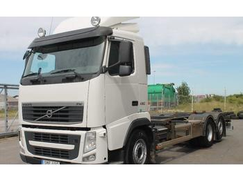Camion transport containere/ swap body Volvo FH 6*2 Euro 5