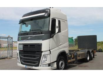 Camion transport containere/ swap body Volvo VOLVO FH 6x2 Euro 6