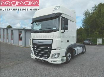 DAF FT XF 460 LD, SSC, ACC, 2 Tanks, Intarder, DE  - cap tractor