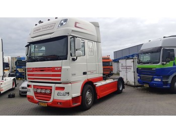 Cap tractor DAF XF 105 460 SSC