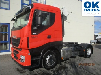 IVECO Stralis AS440S48T/P Euro6 Intarder Klima Navi ZV - cap tractor