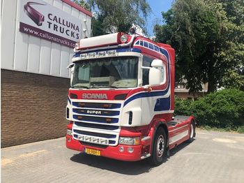 SCANIA R480 Euro 6, 4x2 t Highline, special interior, very nice truck - cap tractor