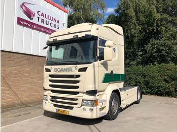 SCANIA R490 4x2 Highline Euro 6 Intarder - cap tractor