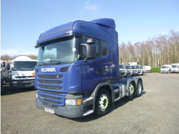Cap tractor Scania G 450 6x2 Euro 6