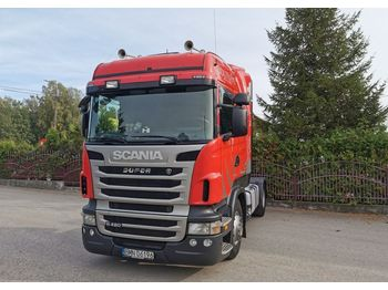 Scania R420 Highline - cap tractor