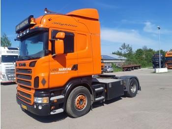 Cap tractor Scania R420 Higline Opticruise
