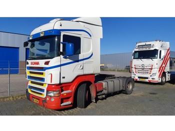 Cap tractor Scania R440 Higline Opticruise