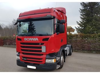 Scania R450 Highline - cap tractor