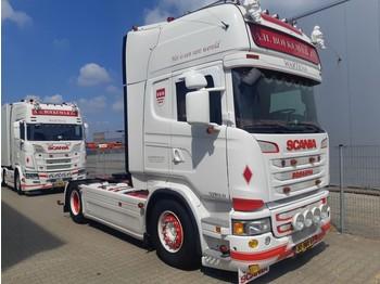 Cap tractor Scania R450 Topline