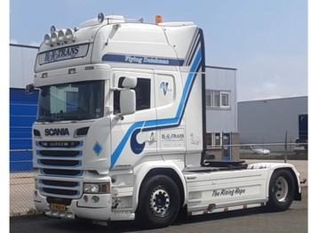 Cap tractor Scania R450 Topline Crown Edition Retarder