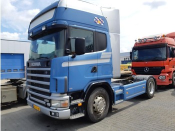 Cap tractor Scania R 124 420 Manual Euro2: Foto 1