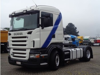 Cap tractor Scania R 420 + Manual + pto