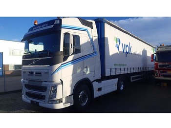 Cap tractor Volvo FH4 500 Globetrotter Manual