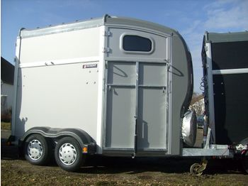 Nugent Spirit 20 in silber  - remorcă transport animale