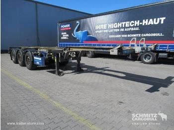 Semiremorcă Schmitz Cargobull Containerchassis Slider