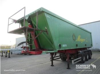 Semiremorcă basculantă  Auflieger Kipper Alukastenmulde 38m³