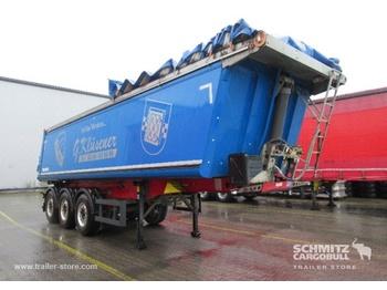 Semiremorcă basculantă Schmitz Cargobull Tipper Alu-square sided body