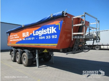 Semiremorcă basculantă Schmitz Cargobull Tipper Alu-square sided body 27m³