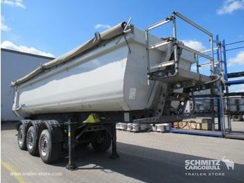 Semiremorcă basculantă Schmitz Cargobull Tipper Steel half pipe body 24m³