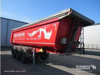 Semiremorcă basculantă Schmitz Cargobull Tipper Steel half pipe body 29m³