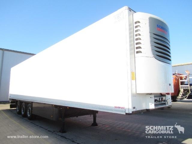 semiremorcă frigider Schmitz Cargobull Reefer Standard Double deck