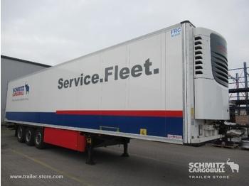 Semiremorcă furgon SCHMITZ Auflieger Tiefkühler Standard Double deck