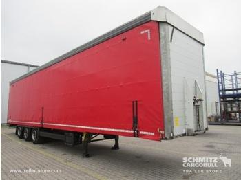Semiremorcă prelată Schmitz Cargobull Curtainsider Mega