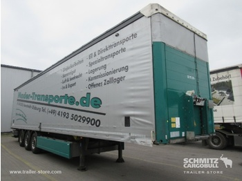 Semiremorcă prelată Schmitz Cargobull Curtainsider Standard Taillift