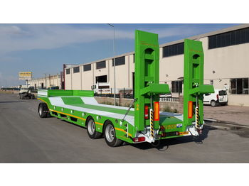 Semiremorcă transport agabaritic LIDER 2020 model new from MANUFACTURER COMPANY (LIDER trailer )