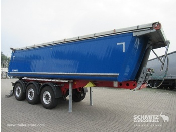 Semiremorcă basculantă SCHMITZ Auflieger Kipper Alukastenmulde 27m³