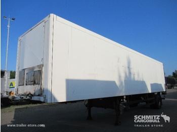 Semiremorcă frigider SCHMITZ Auflieger Frischdienst Standard Taillift