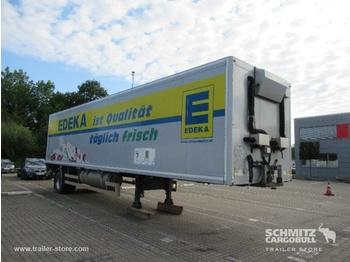 Semiremorcă furgon  Auflieger Tiefkühler Standard Roller shutter door