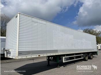 Semiremorcă furgon  Auflieger Trockenfrachtkoffer Standard Roller