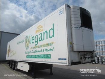 Semiremorcă furgon KRONE Auflieger Tiefkühler Standard Double deck