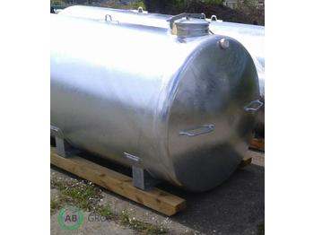 Inofama Wassertank 5000 l/Stationary water/Бак для воды 5000 л/Tanque de líquidos estacionario/Cysterna stacjonarna - cisternă