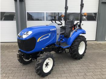 New Holland BOOMER 25 4X4 - mini tractor