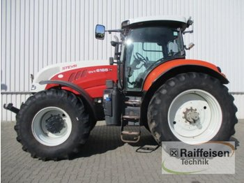 Leasing Case IH CVT 6185 - tractor agricol