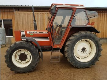 Fiat 70-90 DT  - tractor agricol