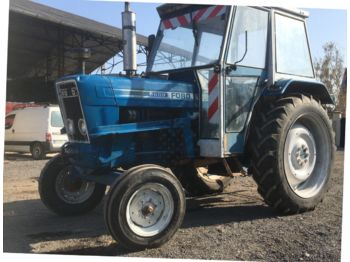 Ford 5600 - tractor agricol