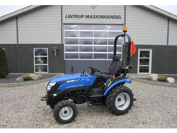 Leasing Solis 26 HST Hydrostat Danmarkspremiere  - tractor agricol